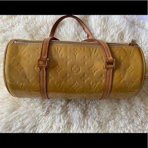 Louis Vuitton Monogram Vernis Bedford Bag